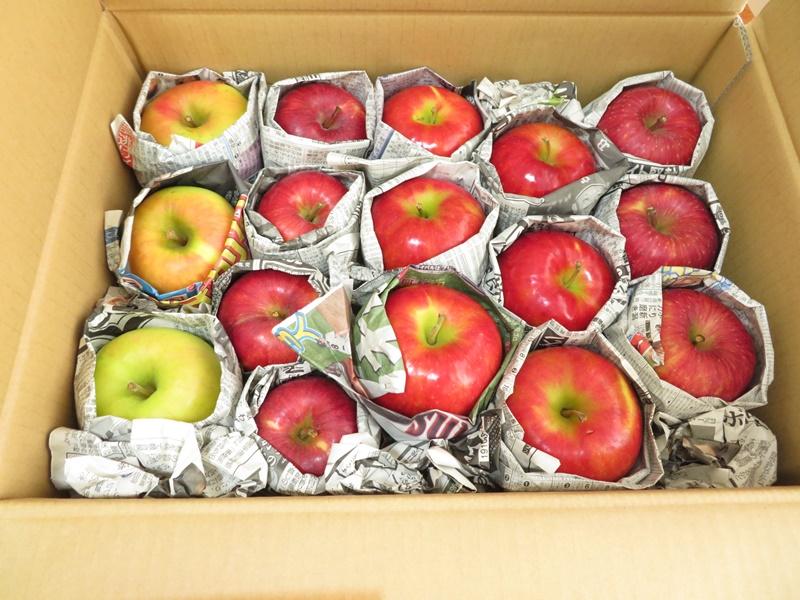 花巻市りんご
