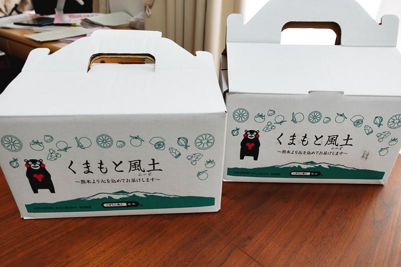 熊本県産ひとくちもぎたてみかん届きました
